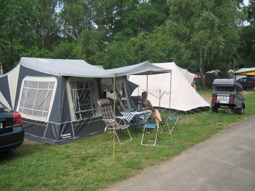 Vår camp let